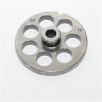 Grille 18 mm pour hachoir n°22