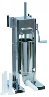 Poussoir à viande vertical/horizontal inox 6,5 litres Tom Press par Reber