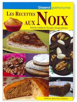 Les recettes aux noix