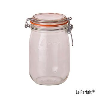 Bocal Le Parfait® 1 litre par 6