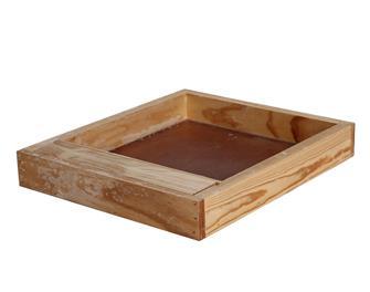 Nourrisseur bois pour Dadant 10 cadres