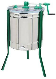Extracteur de miel manuel radiaire
