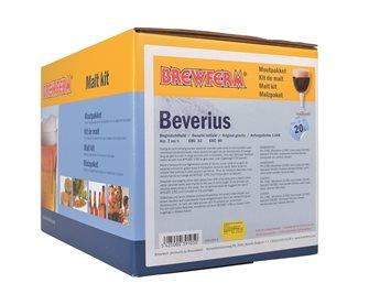 Kit malt Beverius pour 20 litres de bière