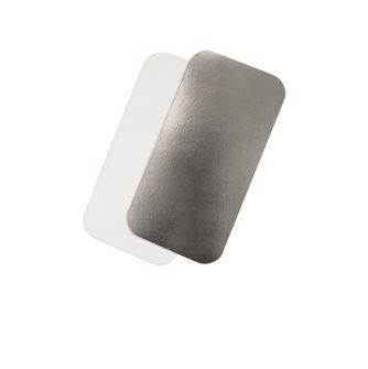 100 couvercles pour barquettes aluminium 900 g