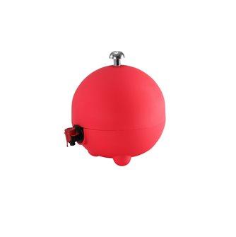 Présentoir pour bag in box 3 L Rouge