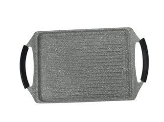 Gril planche induction 47x29 cm revêtement pierre