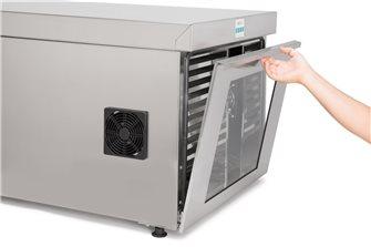 Déshydrateur professionnel inox 2,1 kW 3 m²