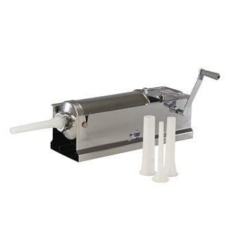 Poussoir à viande horizontal 5 litres inox Tom Press par Reber