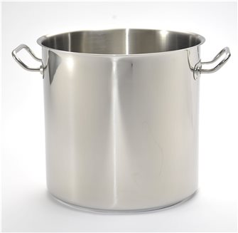 Marmite inox induction 60 cm 155 litres De Buyer