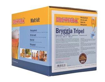 Kit malt Bryggia Tripel pour 20 litres de bière