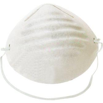 Masque d´hygiène en papier à usage unique boîte de 50