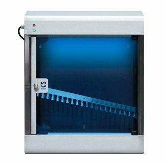 Armoire de stérilisation inox toute automatique 15W pour 20 couteaux