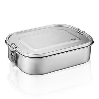 Boîte à repas ou lunch box 22 cm inox